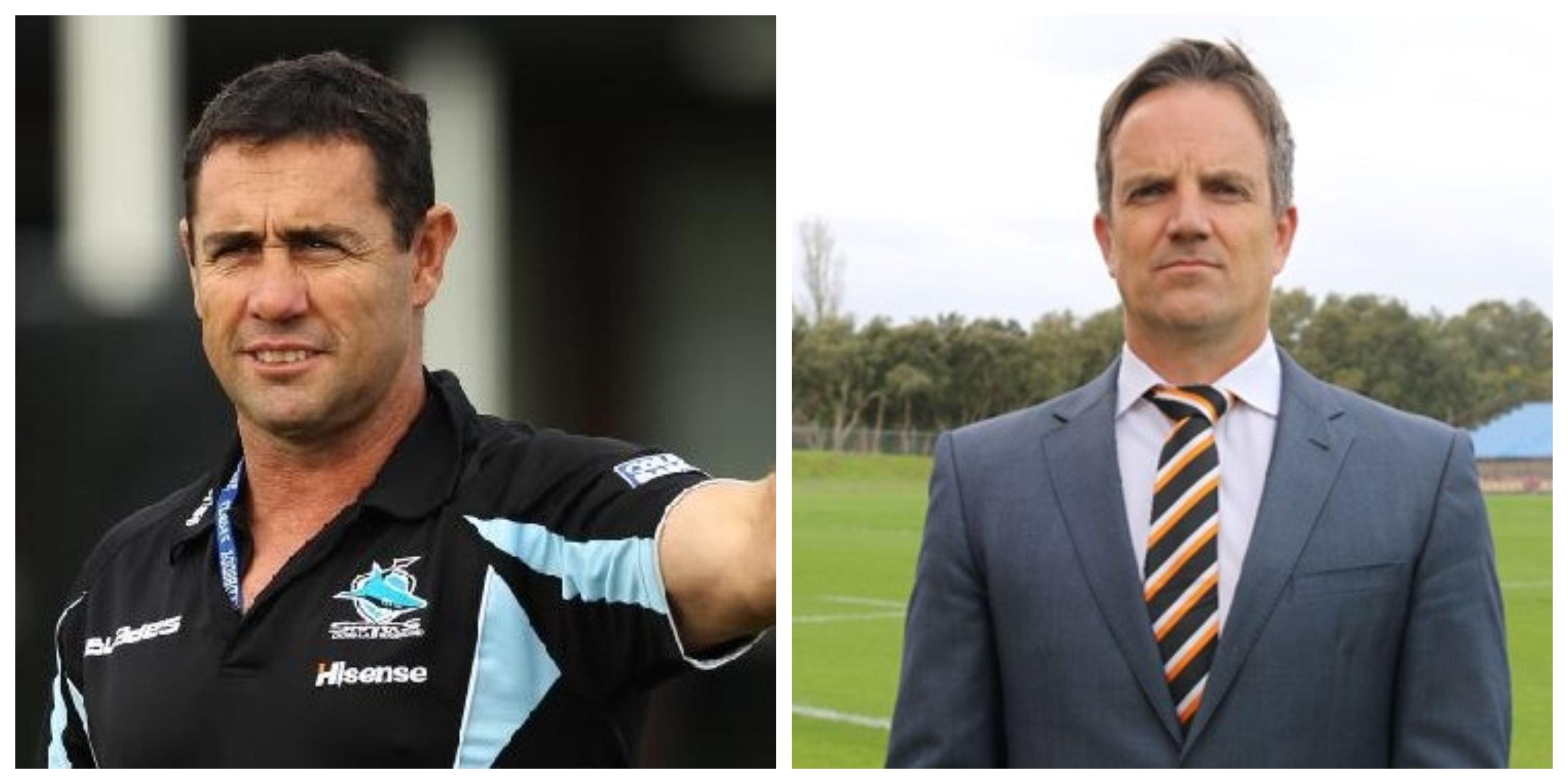 NRL kick Shane Flanagan and Wests Tigers CEO Justin Pascoe out of the game