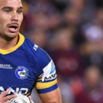 Corey Norman released by Eels