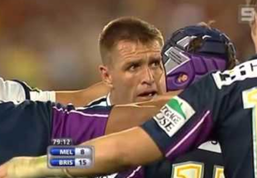 WATCH: Storm face Broncos in 2006 grand final