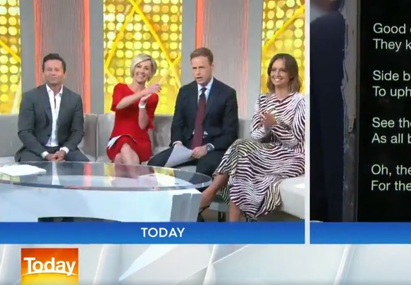 Today Show's AFL crapfest will only kill it quicker as ratings continue to spiral