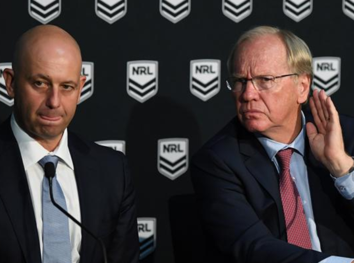 The musty underbelly of rugby league is being drained and some are desperate to keep breathing
