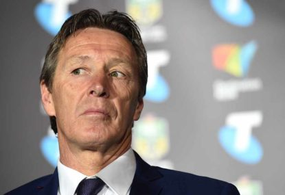 Legendary Storm coach Craig Bellamy admits retirement might be around the corner when contract expires