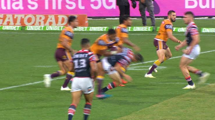 'It isn't tough': Josh Reynolds takes aim at Pangai Junior over Cronk shot