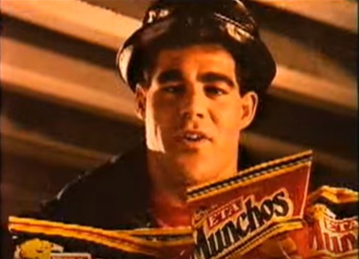 WATCH: Mal Meninga stars in hop hop commercial for Kiwi chip company