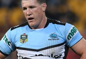 Paul Gallen gives Queensland one final middle finger in his last match at Suncorp Stadium