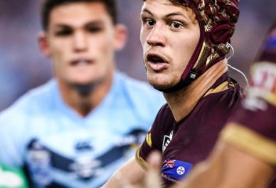 'Rip straight back through the guts of the Blues': A NSW tragic picks his Queensland 17