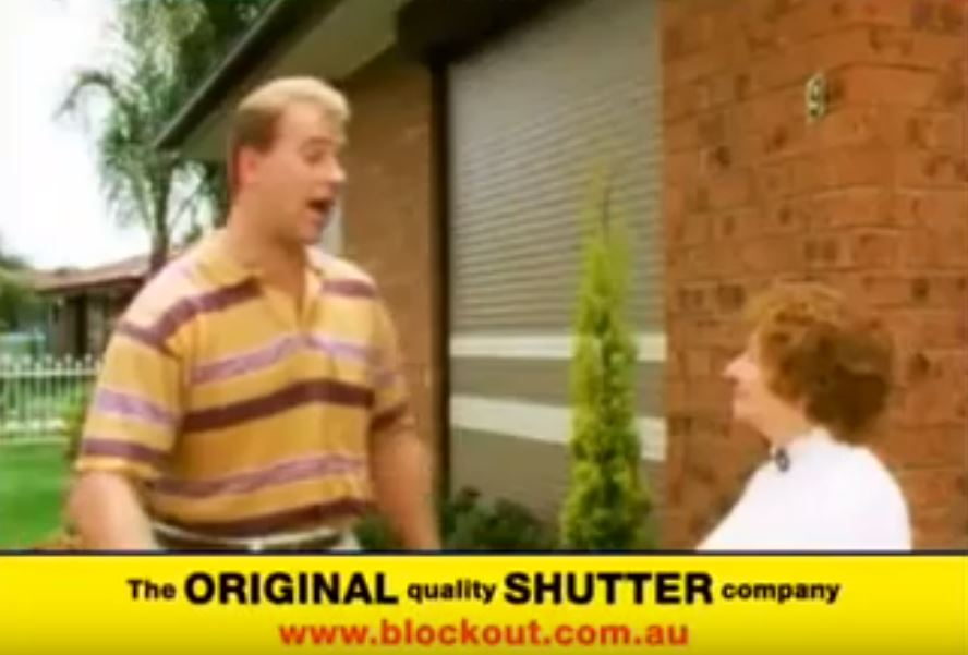 WATCH: Big Sirro's old shutter commercial