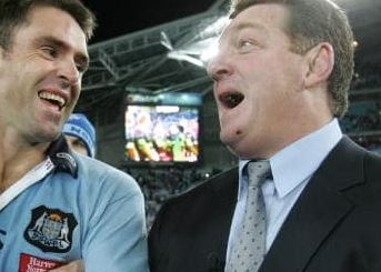 Conspiracy theorists rise! A deep dive into the madly seductive minds of Brad Fittler and Phil Gould