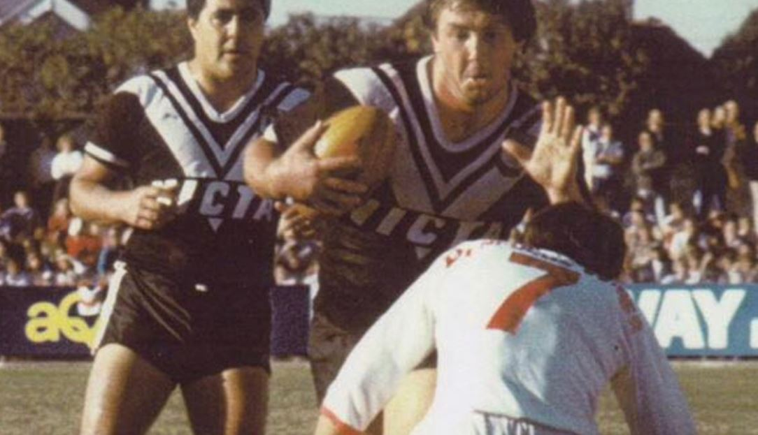 It isn't 1980 or Lidcombe Oval  but the Magpies and Dragons clash again this weekend