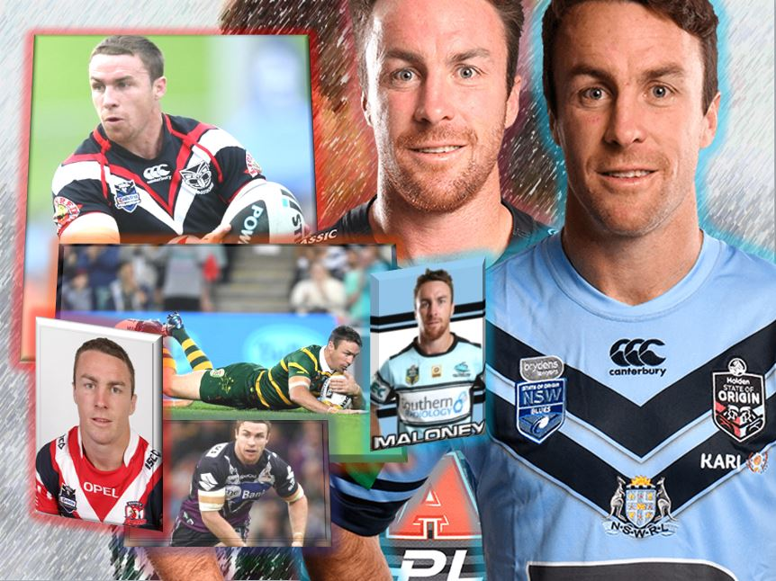 Two counties, two states, five clubs: Rugby league loses another larrikin as James Maloney announces French move