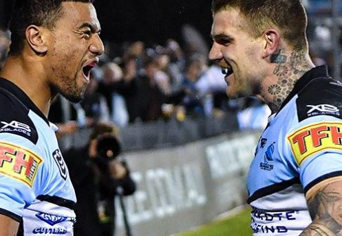 Is this fin for the Cronulla Sharks or was their clunky win over the Cowboys exactly what they needed?