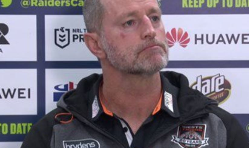 Don't blame Madge: Wests Tigers fans have been spun around so many times they couldn't remember what a healthy team looks like