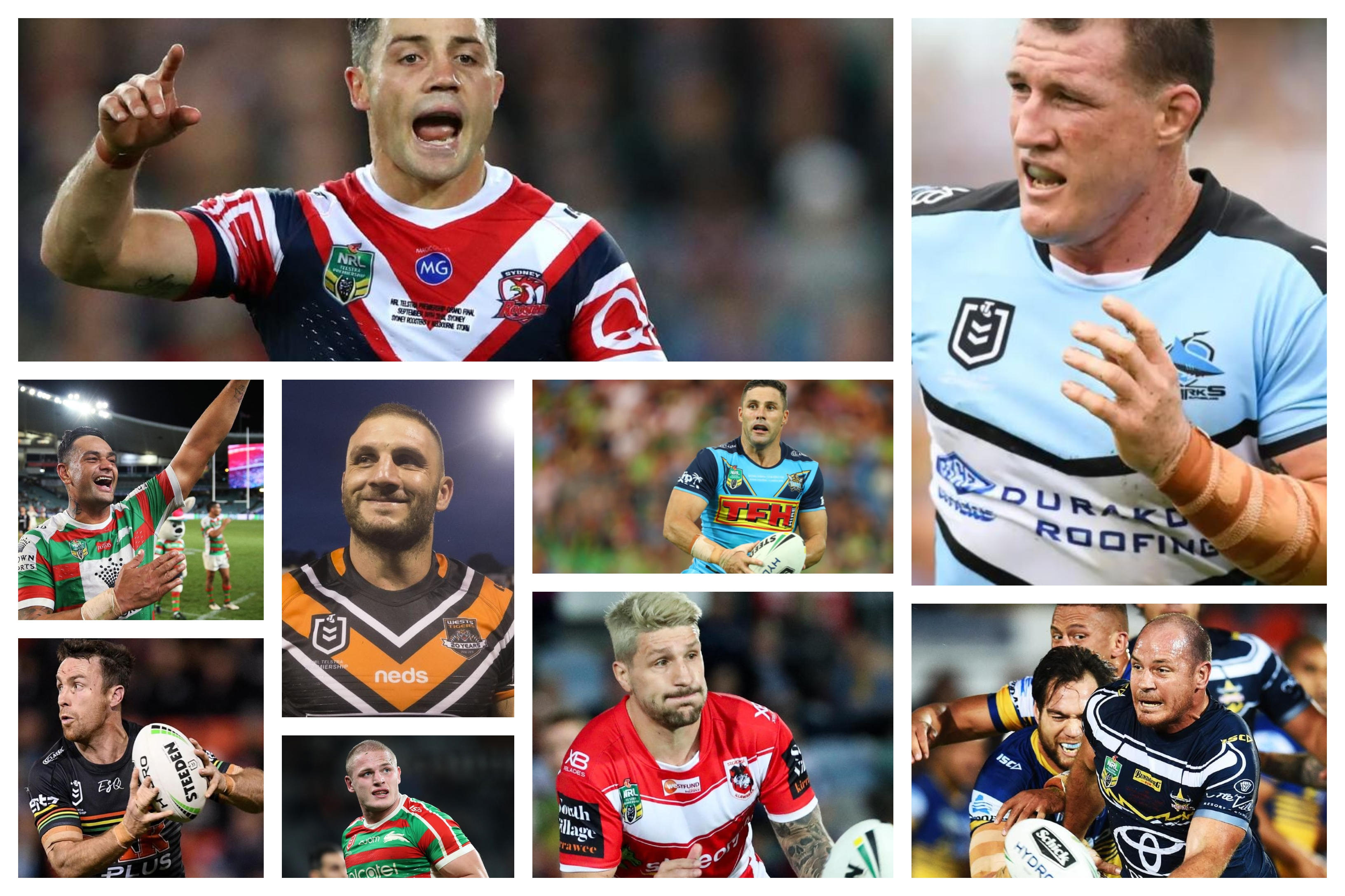 Thank-you gentlemen: Retirement class of 2019 will leave a hole in the NRL we may never fill