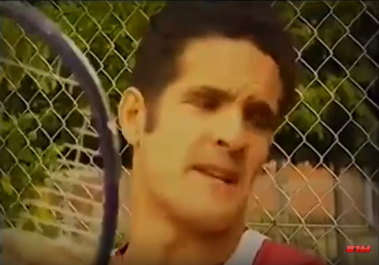 WATCH: Matt Ridge and Marc Ellis in a Fresh-Up ad from 1997