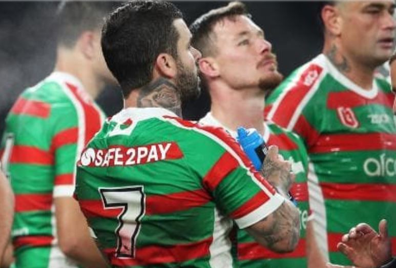 Coach Wayne Bennett tells his Rabbitohs 'it doesn't matter how you do it, just keep winning'