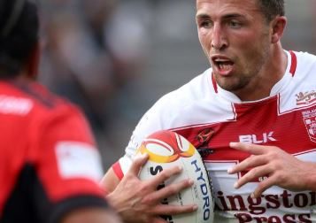 Sam Burgess to miss Lions tour due to shoulder injury
