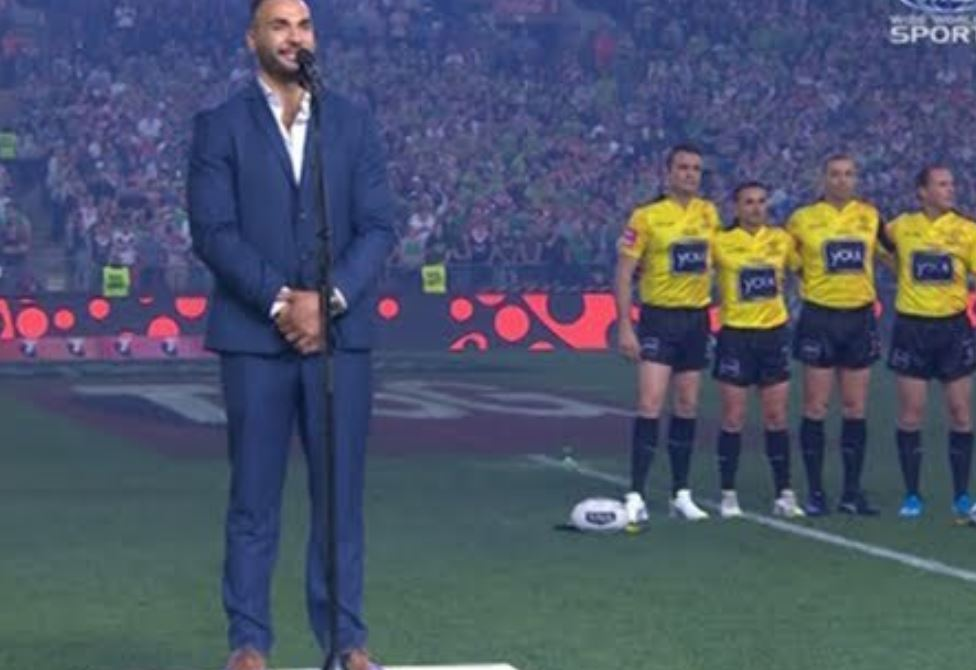 "TFH Hire face backlash after pulling Titans sponsorship blaming  Ryan James' ""embarrassing"" and ""offensive"" speech at grand final"