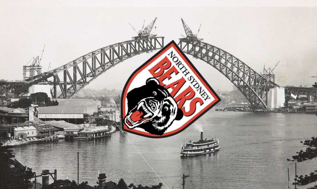 How the Sydney Harbour Bridge began the slow death of the mighty Bears