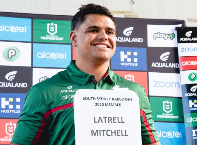 Latrell Mitchell could one of South Sydney's 'most significant signings': Russell Crowe