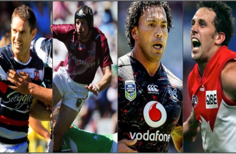 Most eyebrow-raising squad selections in NRL Nines history