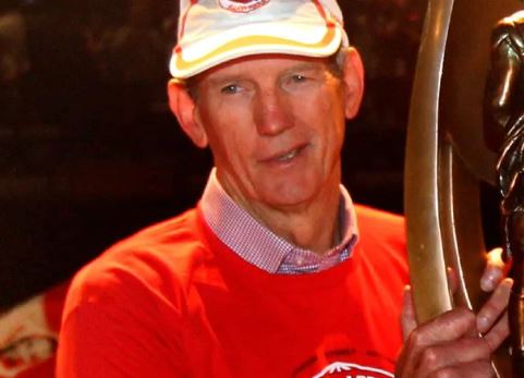 EXCLUSIVE: Dragons legend reveals Wayne Bennett almost coached St George in 1987