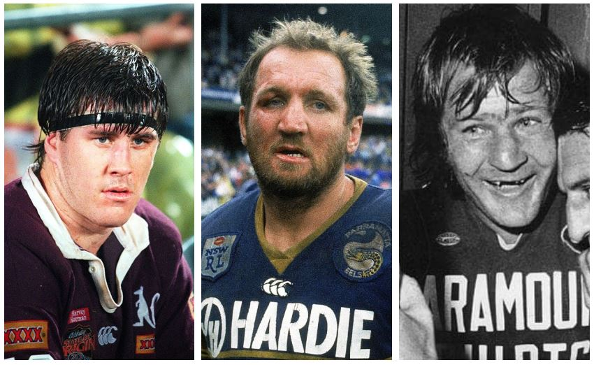 Top Squad 25: The toughest 25 men to ever play rugby league