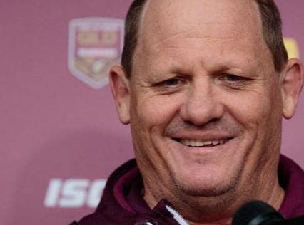 Maroons coach Kevin Walters willing to play entire State of Origin series in Sydney