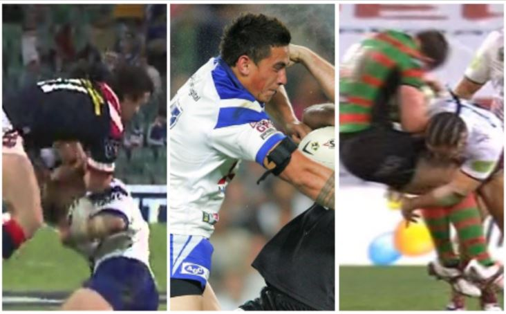 Top Squad 25: The 25 most feared hitmen to ever play rugby league