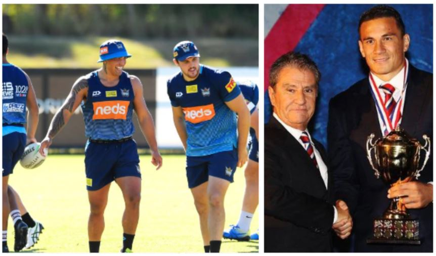 Plight of the powerful Roosters and battling Titans proves just how uneven the NRL has become