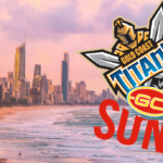 The Gold War: Titans crowd doubled rival Suns on the weekend as AFL legends call for Suns to be banished from their competition